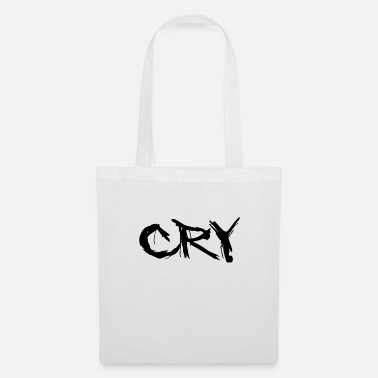 Cry CRY - Tote Bag