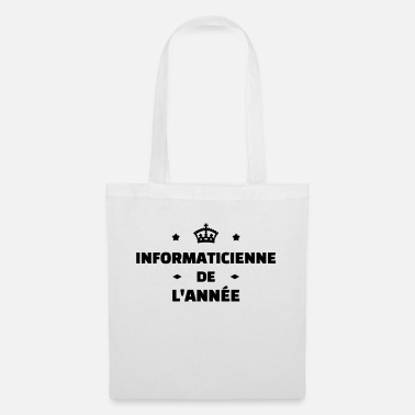 Laptop Computer Engineer Informatiker Informaticien - Tote Bag