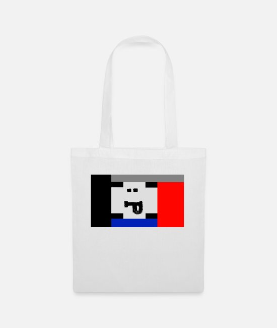Art Bags & Backpacks - art - Tote Bag white