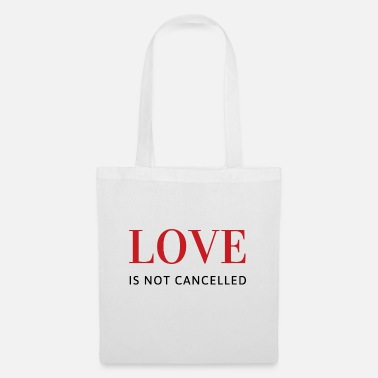 Hen Night LOVE is not canceled - Tote Bag