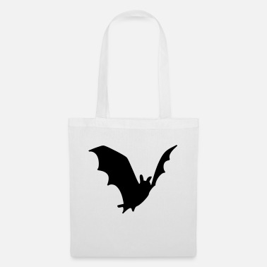 Roger bat blood fledermaus - Tote Bag