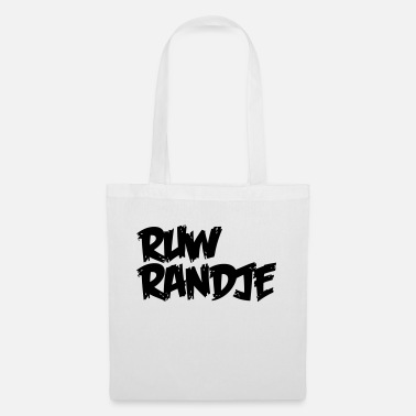 Rough Rough Edge - Tote Bag