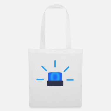Blue Light blue light - Tote Bag