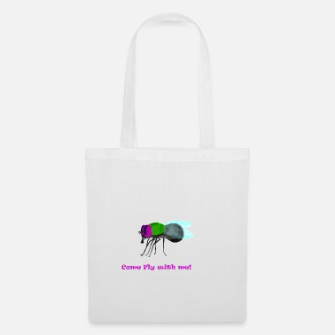 Fly Fly / fly - Tote Bag