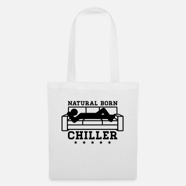 Couch natural_born_chiller__f1 - Tote Bag