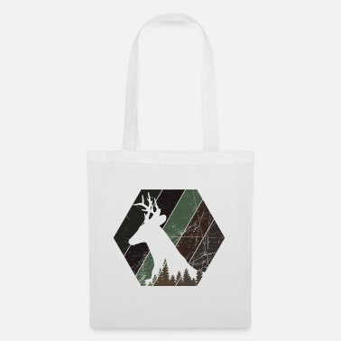 Red Deer Deer red deer autumn - Tote Bag