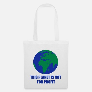 Planet planet Earth - Tote Bag
