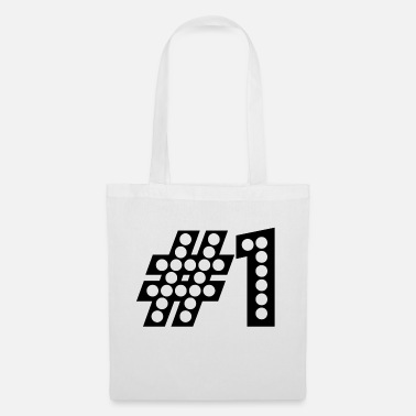 1 # 1, number 1 - Tote Bag