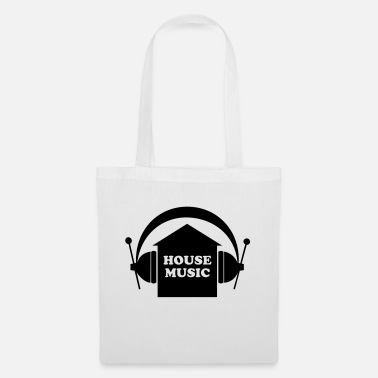 House Music House music - Tote Bag
