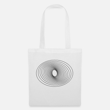 Circle Circles in Circles - Tote Bag