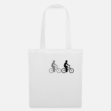 Team Team sport crew friends 3 race cyclists - Tote Bag