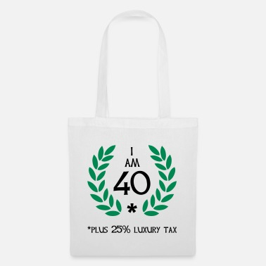 Age 50 - 40 plus tax - Tote Bag