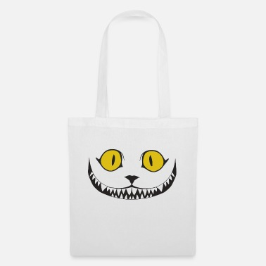 Mask Cheshire Grin - Tote Bag