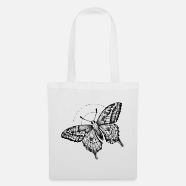 Night Butterfly - Tote Bag