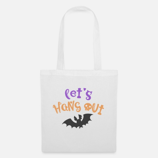 Birthday Bags & Backpacks - Hang Out - Tote Bag white