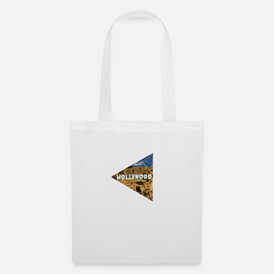 Hollywood Bags & Backpacks - Hollywood - Tote Bag white