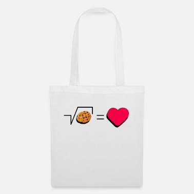Pulling Roots Cookies biscuits math biscuits root pull - Tote Bag