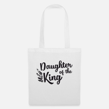 Daughter Daughter of the King - Tote Bag