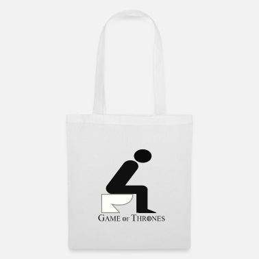 Throne Game for the throne - Tote Bag