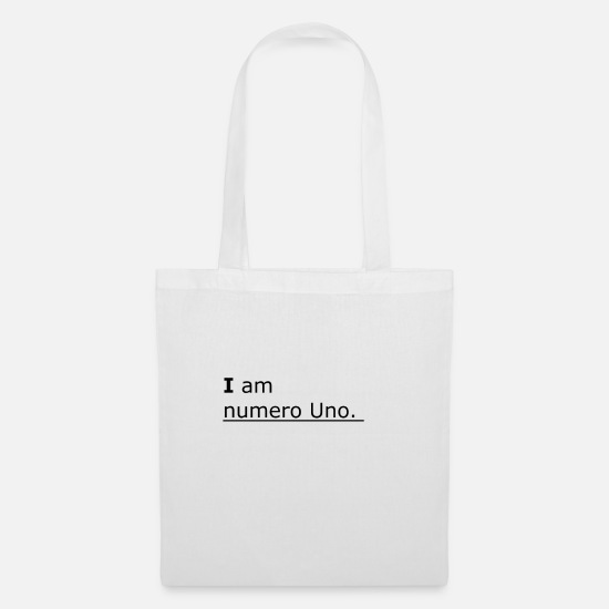 Best Bags & Backpacks - Numero uno - Tote Bag white