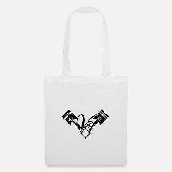 V8 Bags & Backpacks - V8 - Tote Bag white