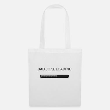 Dad Joke Loading - Tote Bag