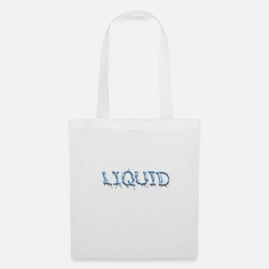 LIQUID - Tote Bag