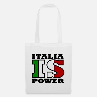 Florence Italia is power - Tote Bag