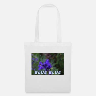 Blue BLUE BLUE - Tote Bag