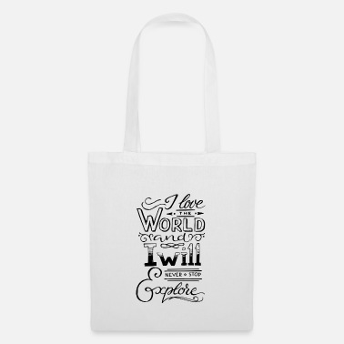 World world - Tote Bag