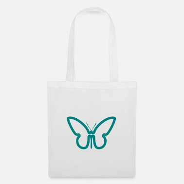 Cat butterfly - Tote Bag