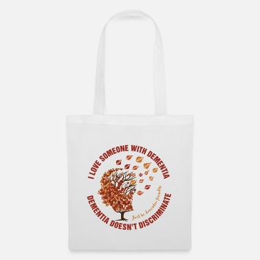 Mixed Dementia Dementia Doesn't Discriminate - Tote Bag