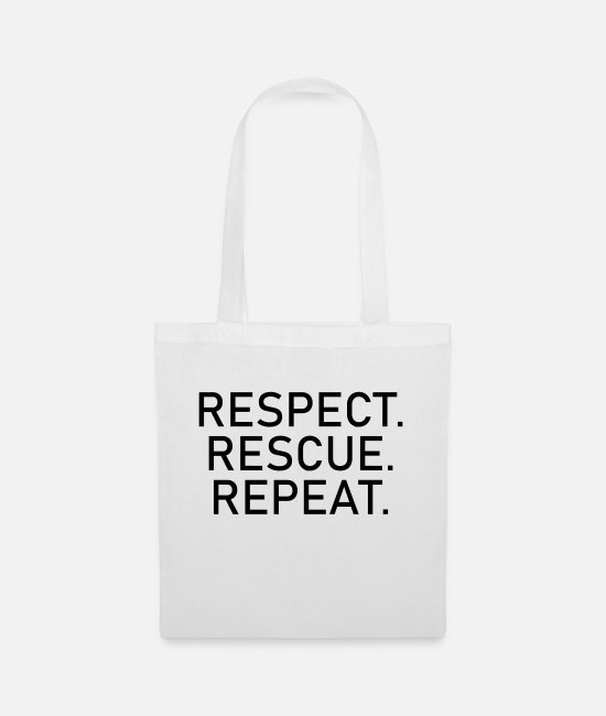 Animal Welfare Bags & Backpacks - animal welfare - Tote Bag white