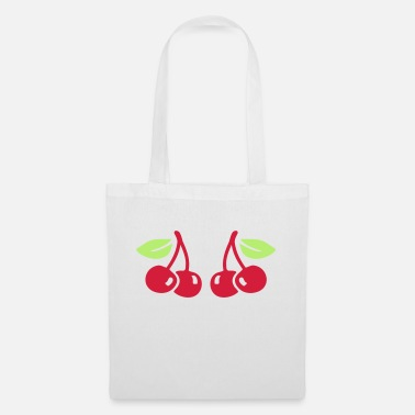 Body ❤ټSuper Fruits You Must Eat-Eat More Cherriesټ❤ - Tote Bag