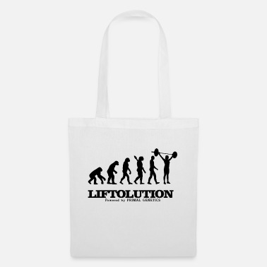 LIFTOLUTION per DONNE - Borsa di stoffa