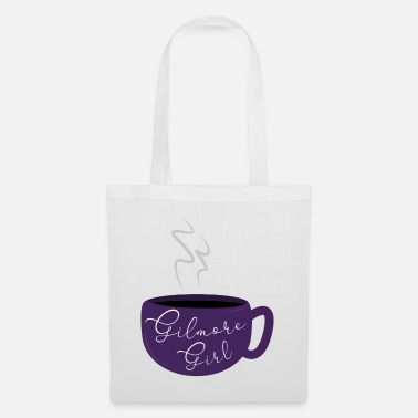 Girls A true Gilmore Girl - Tote Bag