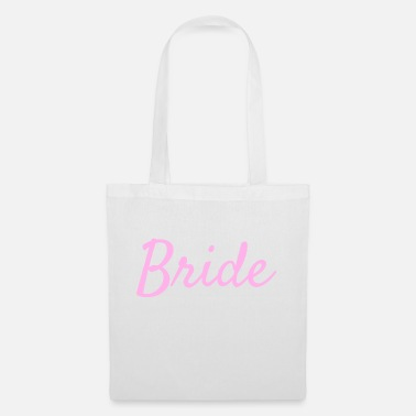 Bride Bride - Bride - Tote Bag