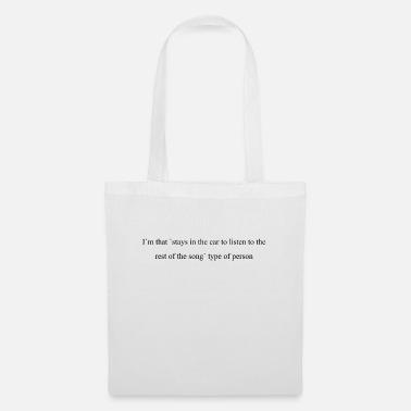 Song song - Tote Bag