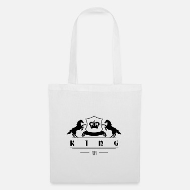 King Design - Tote Bag