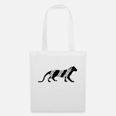Leopard panther_tribal - Tote Bag