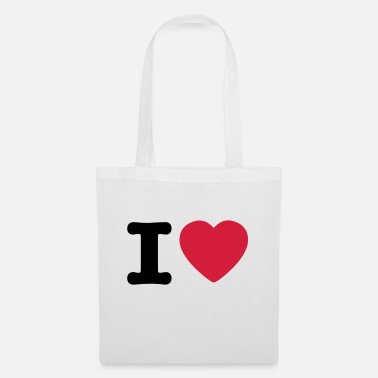I love / I heart DELUXE - Tote Bag