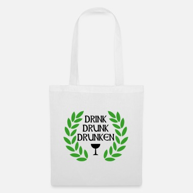Weekend drink drunk drunken - Tote Bag