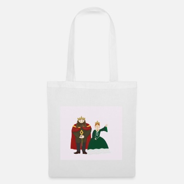 King King & Queen - Tote Bag