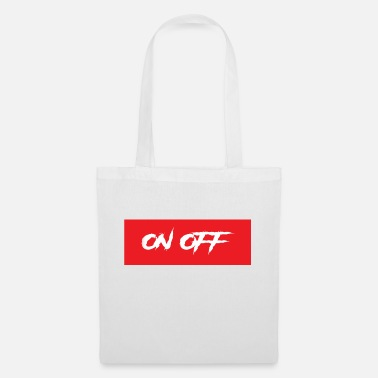 Off on off - Sac en tissu