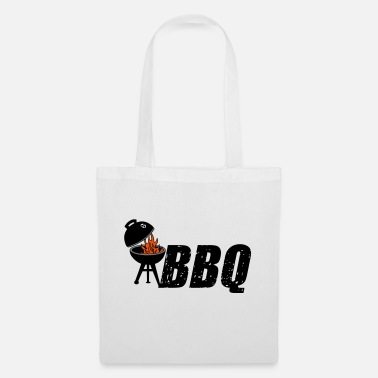 Barbecue Barbecue barbecue - Sac en tissu