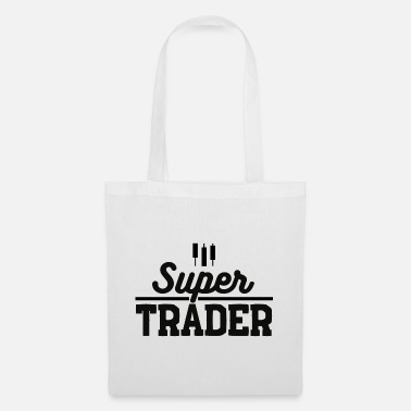 Tradition super trader. T-shirt trader - Sac en tissu