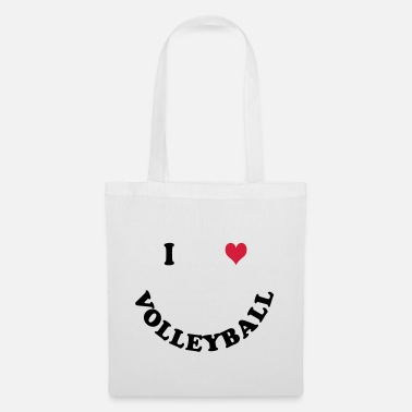 I Love Volleyball I love volleyball - Tote Bag