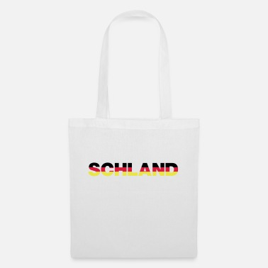 Schland Schland colors - Tote Bag