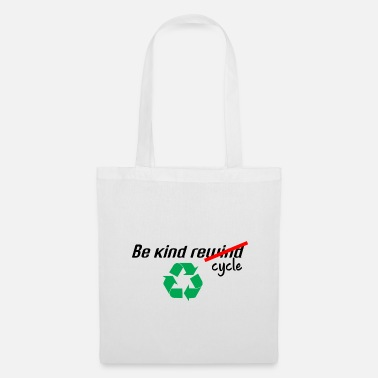 Recycling recycle - Tote Bag