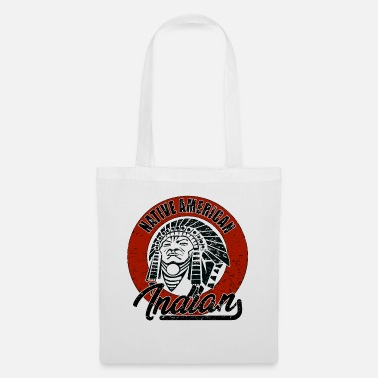 American Indian Indian Apache Native American Native American Indian - Tote Bag